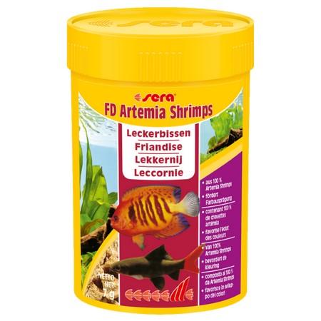 sera FD Artemia Shrimps 100 ml