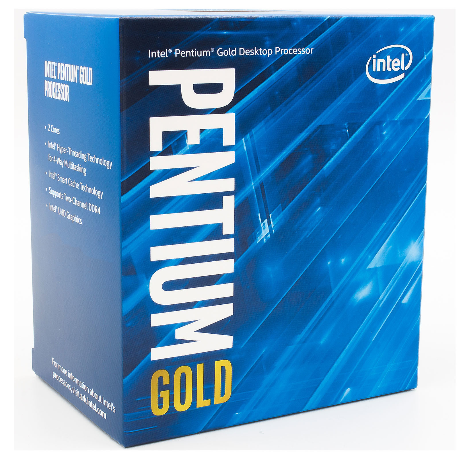 Processeur Intel G6400 1