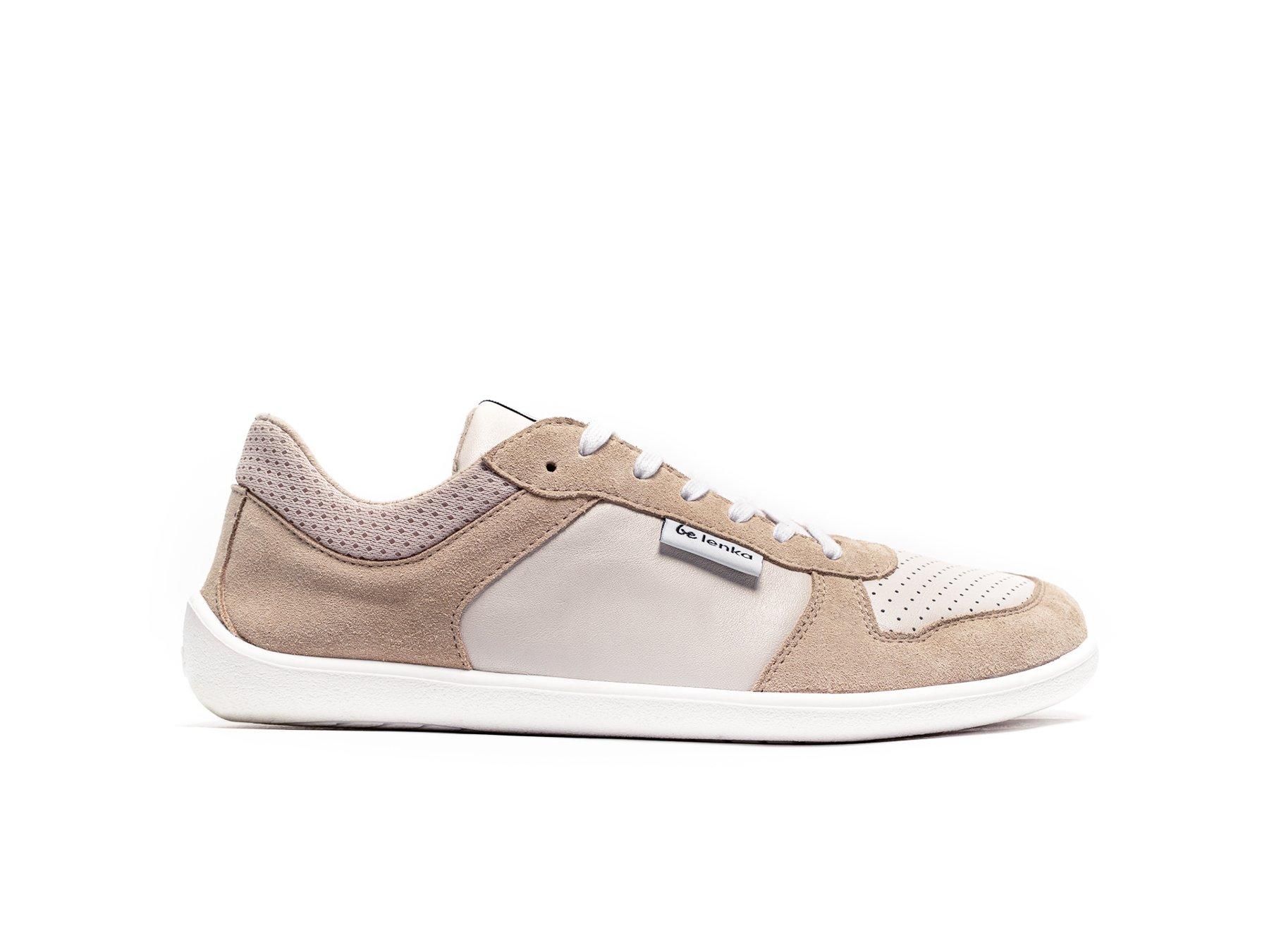 Sneakers barefoot Be Lenka Champ - Latte