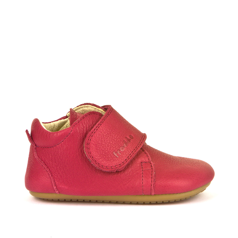 Froddo Prewalkers - chaussures souple - rouge