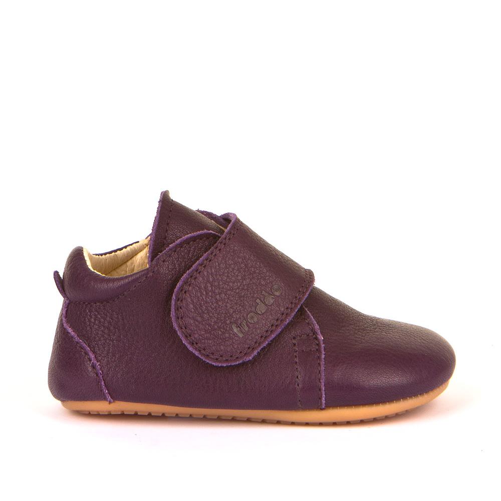 Froddo Prewalkers - chaussures souples - prune