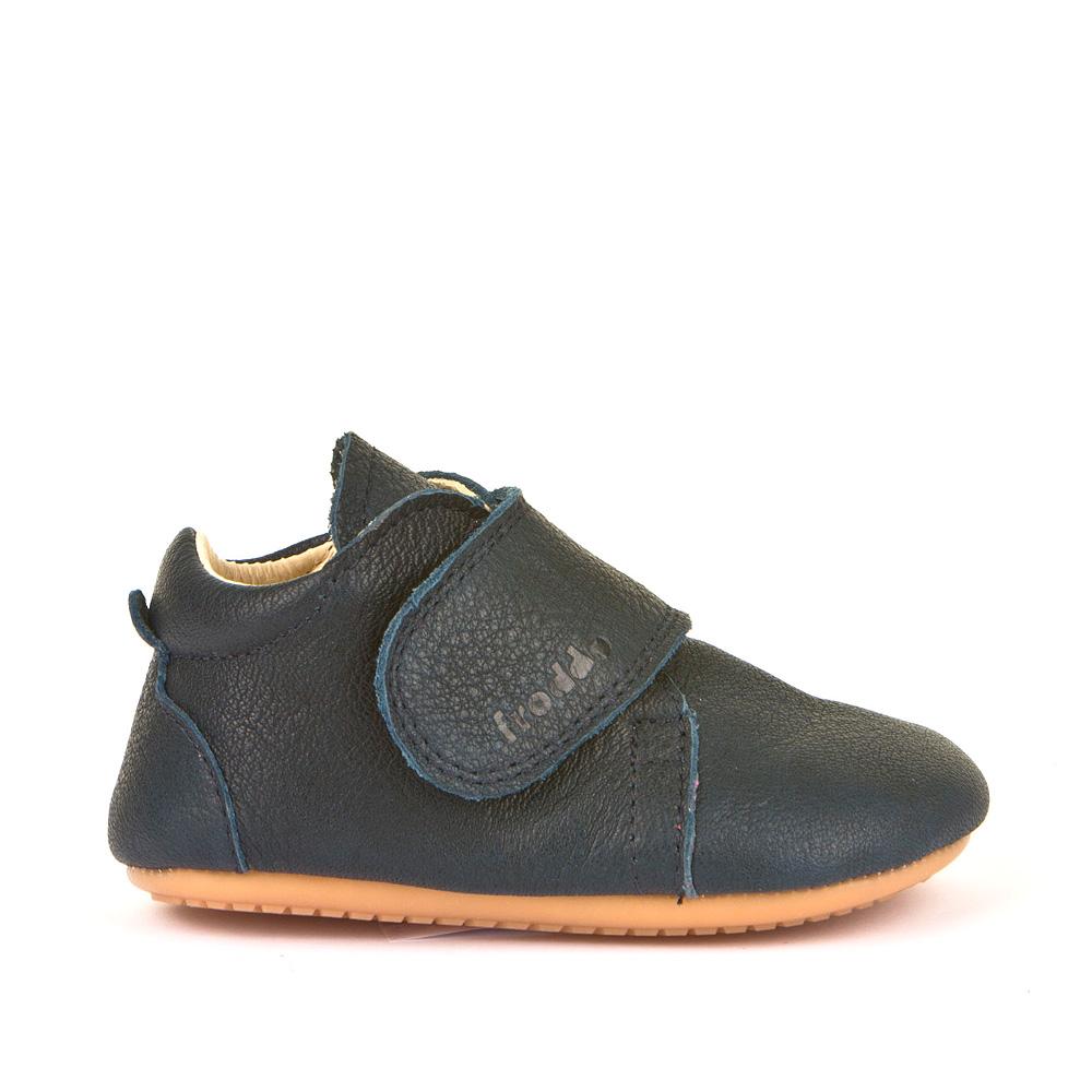 Froddo Prewalkers - chaussures souples - bleu foncé