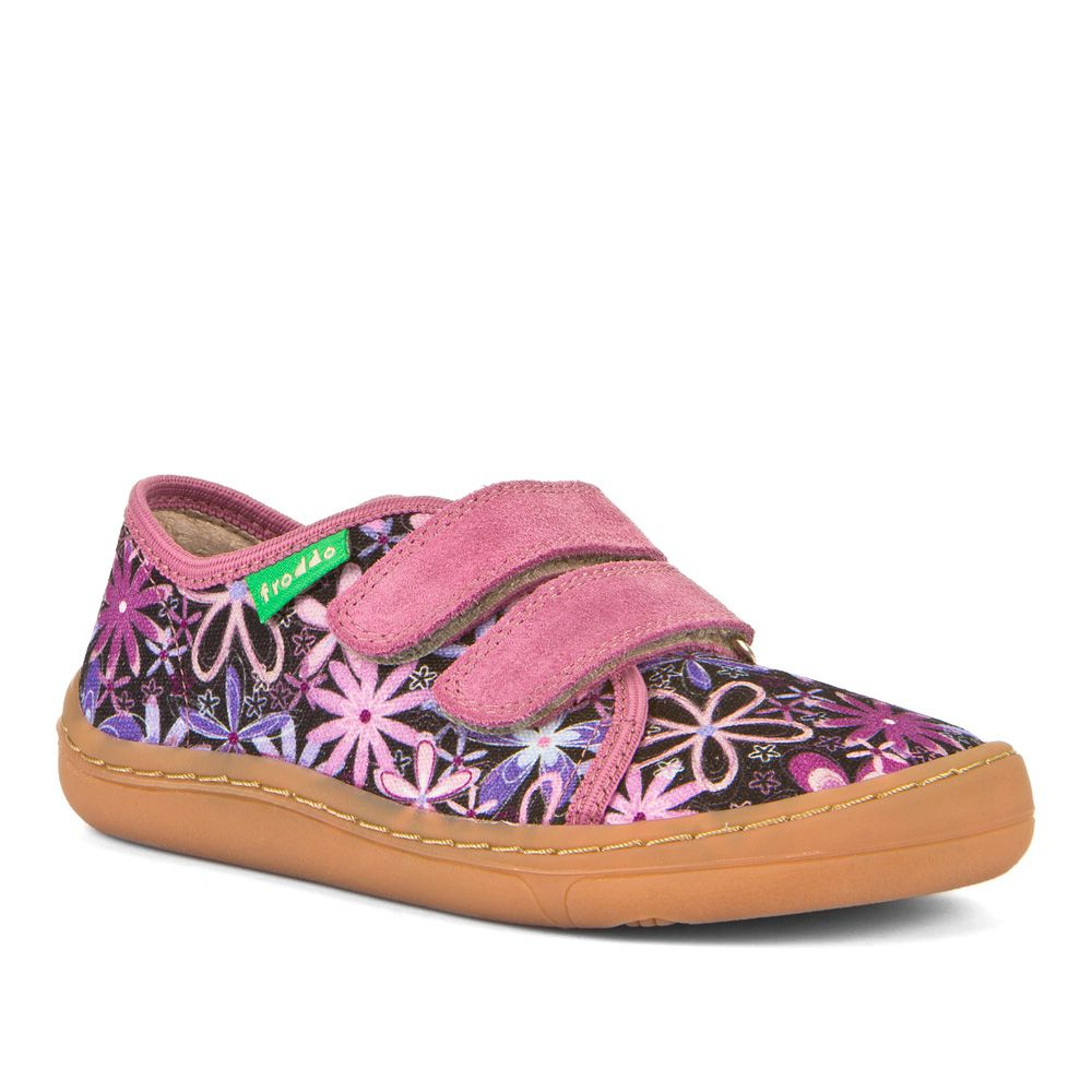Basket toile Froddo barefoot - Flowers