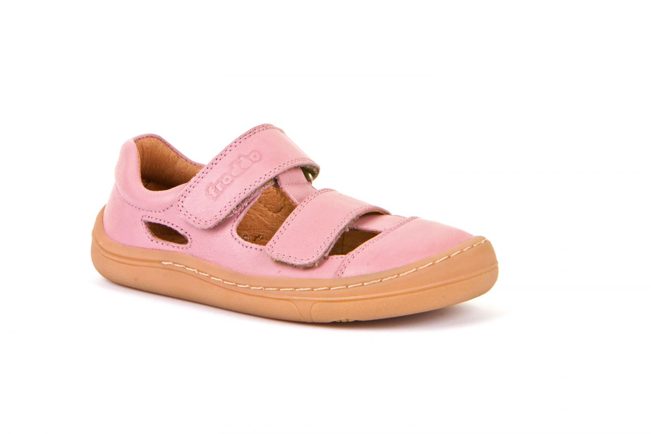 Sandales pour enfants Froddo barefoot - rose