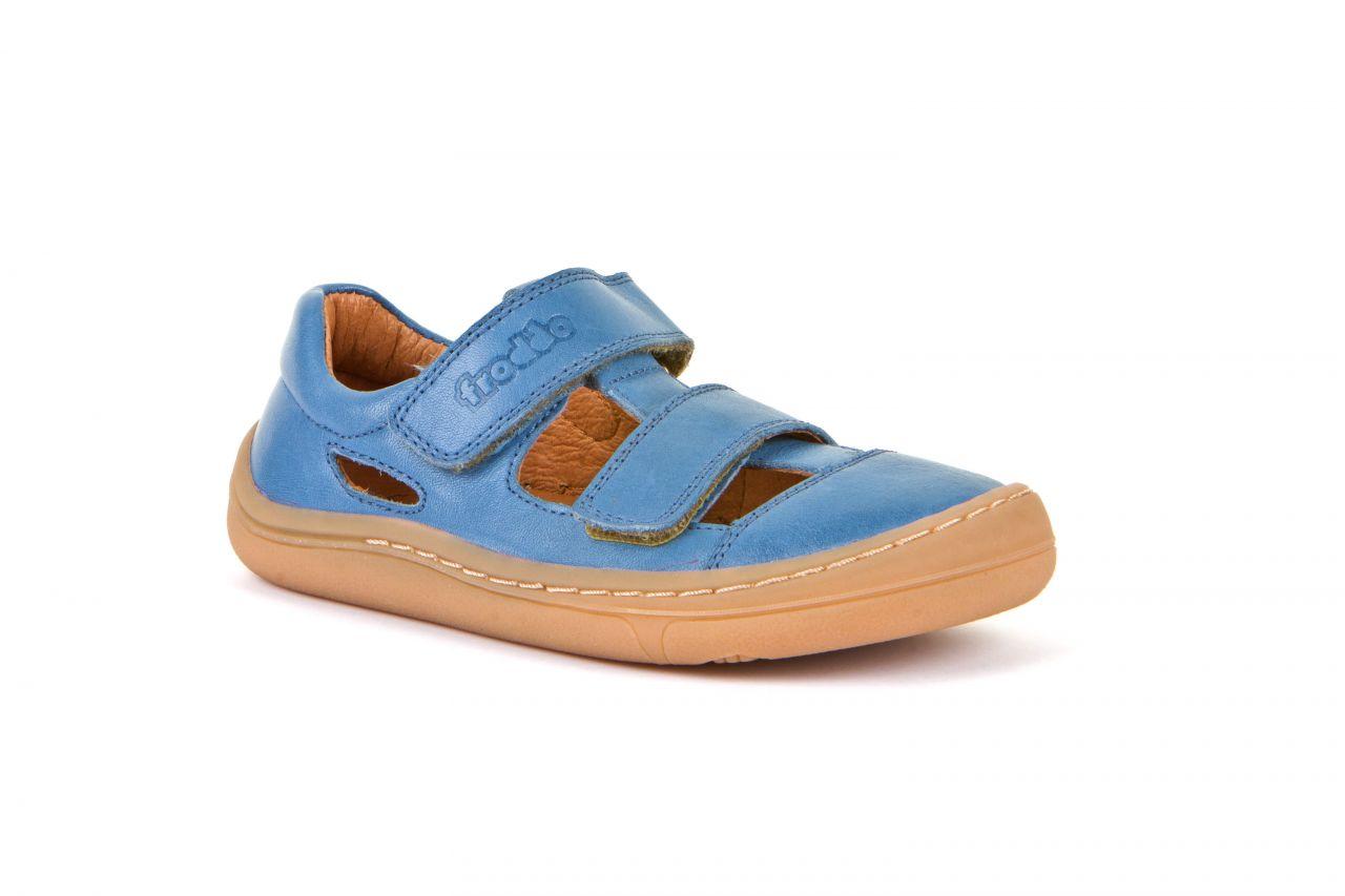 Sandales pour enfants Froddo barefoot - bleu