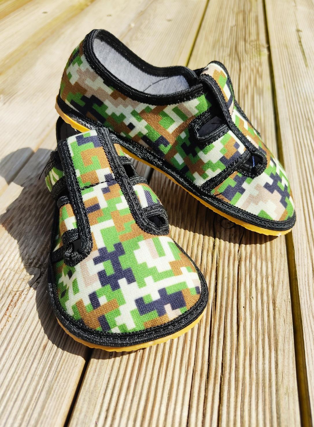 chaussons Anatomic Gamer sur la boutique liberty pieds (3)