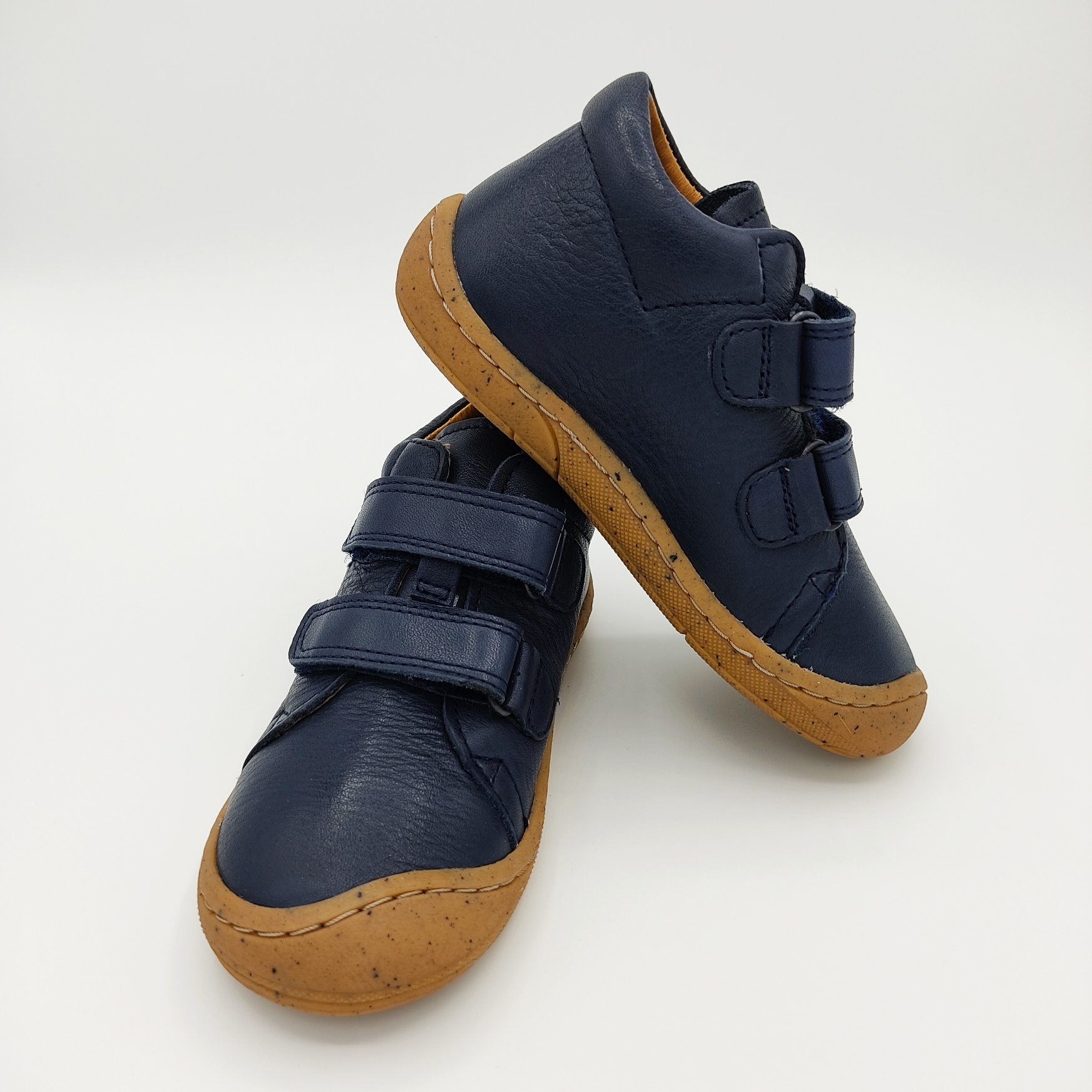 Chaussures MINNI VELCRO Froddo Flexible - blue