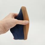 chaussures koel4kids bob bio nappa bleue pour pieds fins sur le boutique liberty pieds-3