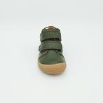 chaussures koel4kids bob bio nappa kaki pour pieds fins sur le boutique liberty pieds-3