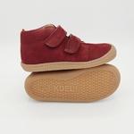 chaussures koel4kids bob bio nubuck bordeaux pour pieds fins sur le boutique liberty pieds-9