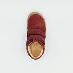 chaussures koel4kids bob bio nubuck bordeaux pour pieds fins sur le boutique liberty pieds-6