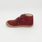 chaussures koel4kids bob bio nubuck bordeaux pour pieds fins sur le boutique liberty pieds-7