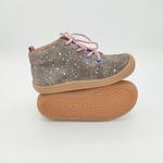 chaussures koel4kids ben bio nubuck fantasy grey pour pieds fins sur le boutique liberty pieds