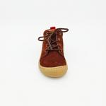 chaussures koel4kids ben bio nubuck chocolat pour pieds fins sur le boutique liberty pieds-5