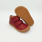 chaussures koel4kids don bio nappa rouge pour pieds moyens sur le boutique liberty pieds-6