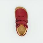 chaussures koel4kids don bio nappa rouge pour pieds moyens sur le boutique liberty pieds-16