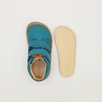 chaussures koel4kids don bio nappa turquoise pour pieds moyens sur le boutique liberty pieds-5