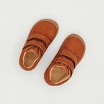 chaussures koel4kids don bio nubuck cognac pour pieds moyens sur le boutique liberty pieds-6