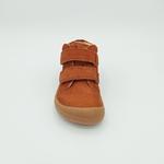 chaussures koel4kids don bio nubuck cognac pour pieds moyens sur le boutique liberty pieds-7