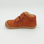 chaussures koel4kids don bio nubuck cognac pour pieds moyens sur le boutique liberty pieds-8