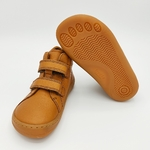 bottine Froddo barefoot high tops couleur cognac sur la boutique Liberty Pieds-8
