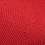 baskets ALL IN rouge blanc tissu