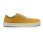 baskets ALL IN jaune A04 profil