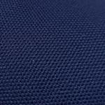 baskets ALL IN bleue blanc tissu
