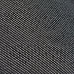 baskets ALL IN grise blanc A02 tissu