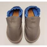 Ptite gomme de Tomar Création, grise et bleue, sur la boutique Liberty Pieds (3)