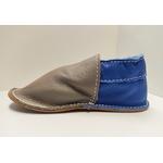 Ptite gomme de Tomar Création, grise et bleue, sur la boutique Liberty Pieds (6)