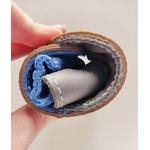 Ptite gomme de Tomar Création, grise et bleue, sur la boutique Liberty Pieds (8)