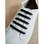 Lacet élastique plat noir sur la boutique liberty pieds (1)