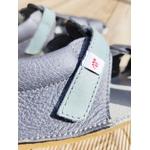 coloris sandales ef barefoot grise sur le boutique liberty pieds