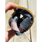 sandales EF barefoot gris anthracite et rose sur la boutique liberty pieds (9)