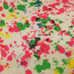 baskets ALL IN multicolore A15 détail coloris sur la boutique Liberty Pieds