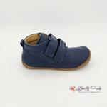chaussures en cuir froddo paix velcro dark blue sur la boutique liberty pieds (10)