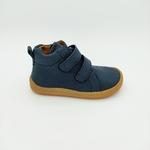 bottine Froddo barefoot high tops couleur bleu foncé sur la boutique Liberty Pieds-2