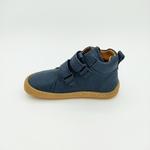 bottine Froddo barefoot high tops couleur bleu foncé sur la boutique Liberty Pieds-3