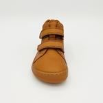 bottine Froddo barefoot high tops couleur cognac sur la boutique Liberty Pieds-12