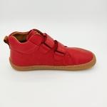bottine Froddo barefoot high tops couleur rouge sur la boutique Liberty Pieds-6