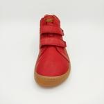 bottine Froddo barefoot high tops couleur rouge sur la boutique Liberty Pieds-4