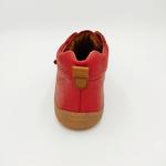 bottine Froddo barefoot high tops couleur rouge sur la boutique Liberty Pieds-7