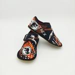 chaussons ef barefoot 394 T-rex sur la boutique liberty pieds-2