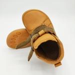 bottine Froddo barefoot high tops couleur cognac sur la boutique Liberty Pieds-3