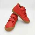 Bottines Froddo Minni rouge sur la boutique liberty pieds