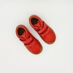 Bottines Froddo Minni rouge sur la boutique liberty pieds-2