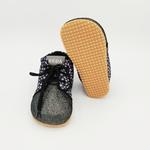 chaussures automne Beda 1ers pas BF060754VTS dark violette sur la boutique liberty pieds-10
