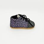 chaussures automne Beda 1ers pas BF060754VTS dark violette sur la boutique liberty pieds-2