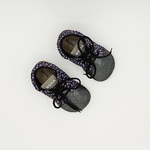 chaussures automne Beda 1ers pas BF060754VTS dark violette sur la boutique liberty pieds-12
